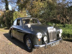 Picture of 1958 MG Magnette ZB - 1.8 engine & 5 speed gearbox SOLD