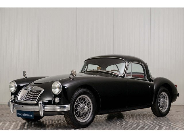 1959 MG A MGA Coupé For Sale (picture 1 of 6)