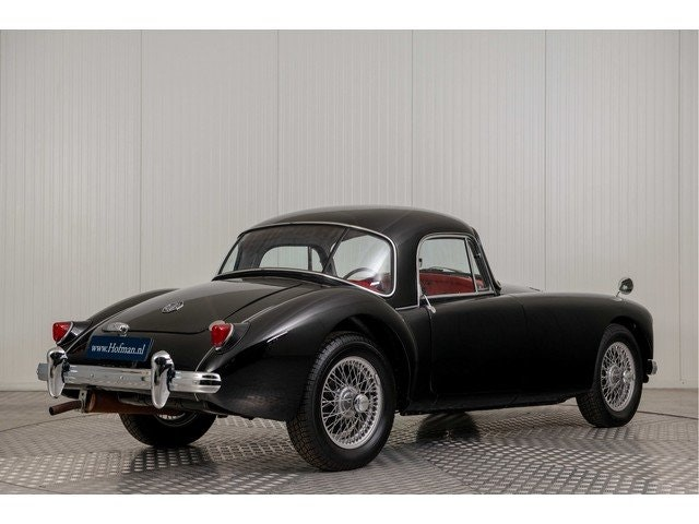 1959 MG A MGA Coupé For Sale (picture 2 of 6)