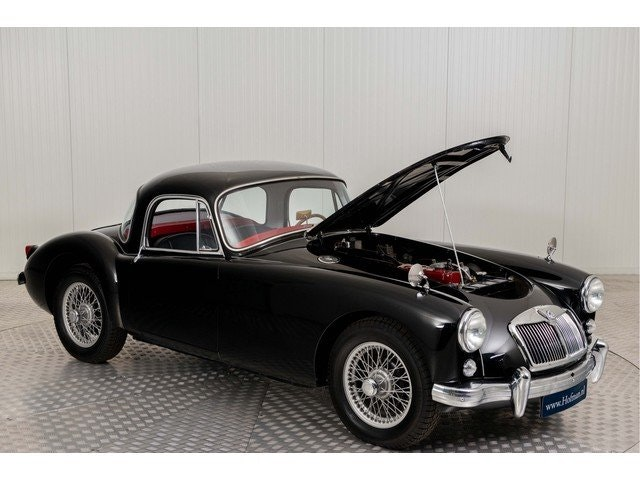 1959 MG A MGA Coupé For Sale (picture 4 of 6)