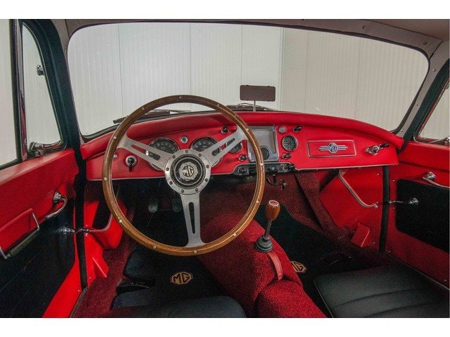 1959 MG A MGA Coupé For Sale (picture 5 of 6)