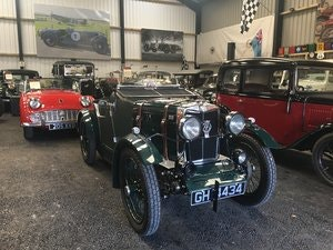 Picture of 1930 MG 'M' Type 12/12 Le Mans Replica  SOLD