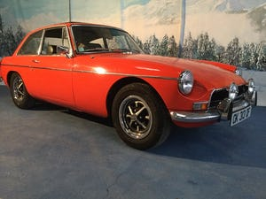 1974 Very nice BGT For Sale (picture 1 of 6)