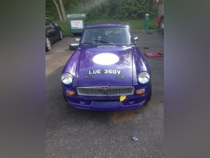 1979 MGB GT V8 Race Car For Sale (picture 2 of 7)