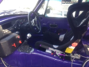 1979 MGB GT V8 Race Car For Sale (picture 4 of 7)