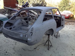 1979 MGB GT V8 Race Car For Sale (picture 6 of 7)