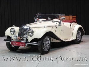 Picture of 1954 MG TF 1250 '54