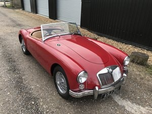 Picture of 1958 MGA Roadster  SOLD