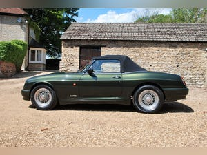1995 A beautiful condition MG RV8 with just 6,000 miles For Sale (picture 4 of 6)