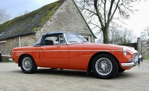 Picture of 1972 MG-B Roadster  For Sale