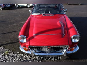 1971 THE LARGEST SELECTION OF CLASSIC MGs in the UK For Sale (picture 4 of 6)
