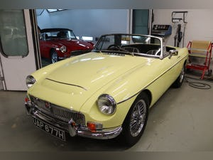 1971 THE LARGEST SELECTION OF CLASSIC MGs in the UK For Sale (picture 6 of 6)