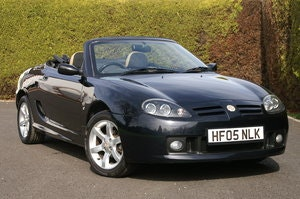 Picture of 2005 MG TF 1.6 16v 115 SOLD