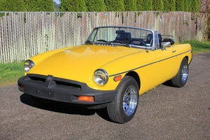 Picture of 1980 MG MGB For Sale