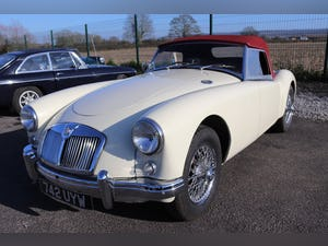 1994 Largest Collection of MGs FOR SALE in the UK.  For Sale (picture 5 of 6)