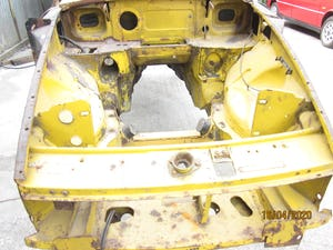 1978 MGB roadster Bodyshell For Sale (picture 3 of 6)