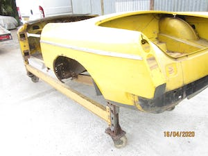 1978 MGB roadster Bodyshell For Sale (picture 5 of 6)