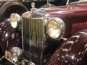 Picture of 1936 MG VA Saloon  SOLD