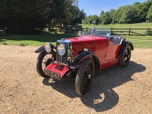 Picture of 1932 MG 'M' Type Midget - current VSCC Buff Form SOLD