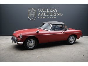 Picture of 1968 MG B Roadster Swiss car, good overal condition For Sale