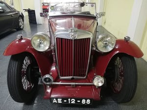MG TA Roadster 1938 For Sale (picture 2 of 12)