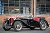 MG TC 1946 - Restored and in perfect state