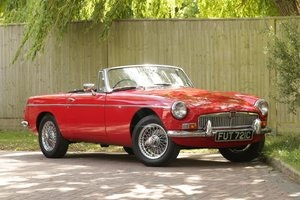Picture of 1965 MGB Roadster SOLD