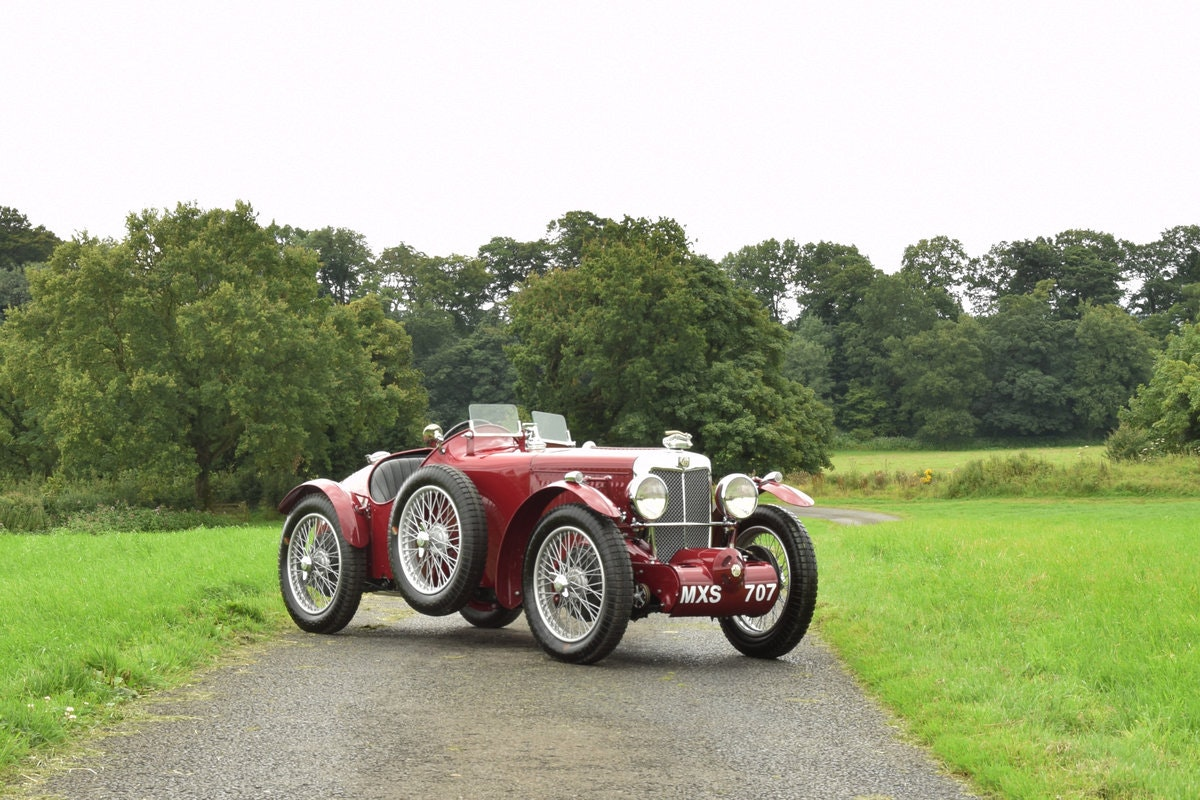 1935 MG PB Supercharged sports For Sale (picture 1 of 6)