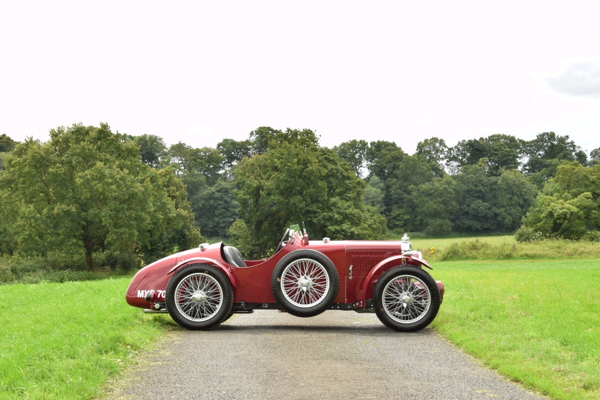 1935 MG PB Supercharged sports For Sale (picture 2 of 6)