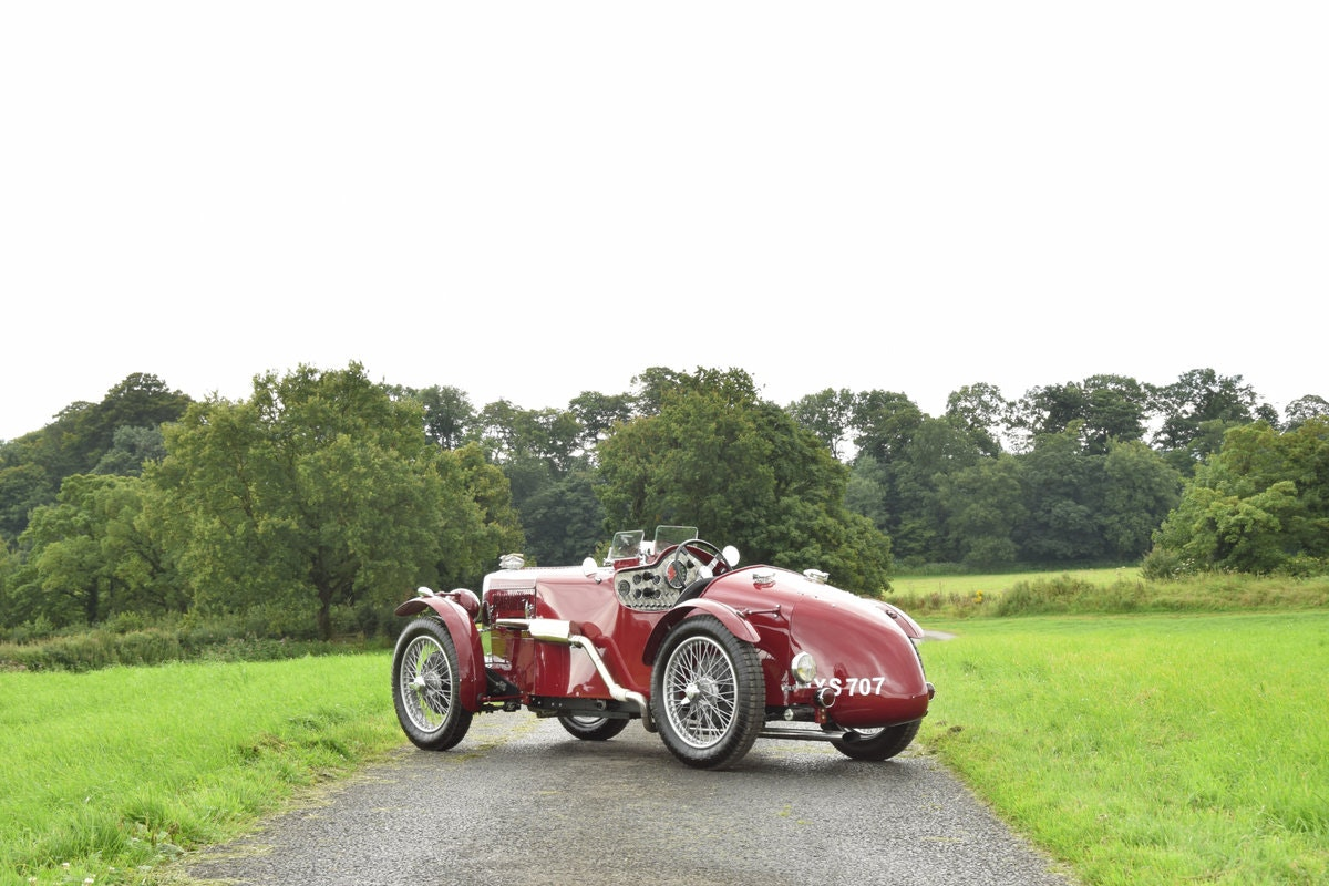 1935 MG PB Supercharged sports For Sale (picture 3 of 6)