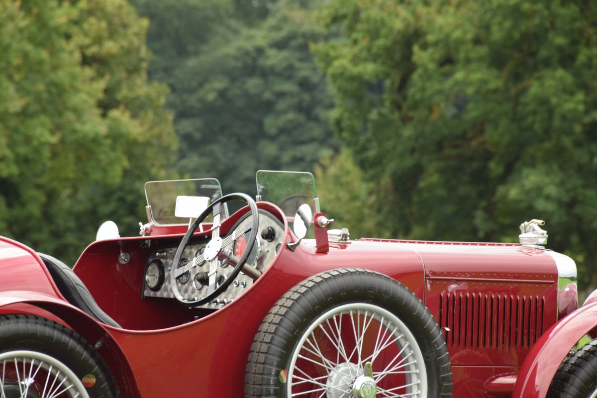 1935 MG PB Supercharged sports For Sale (picture 4 of 6)