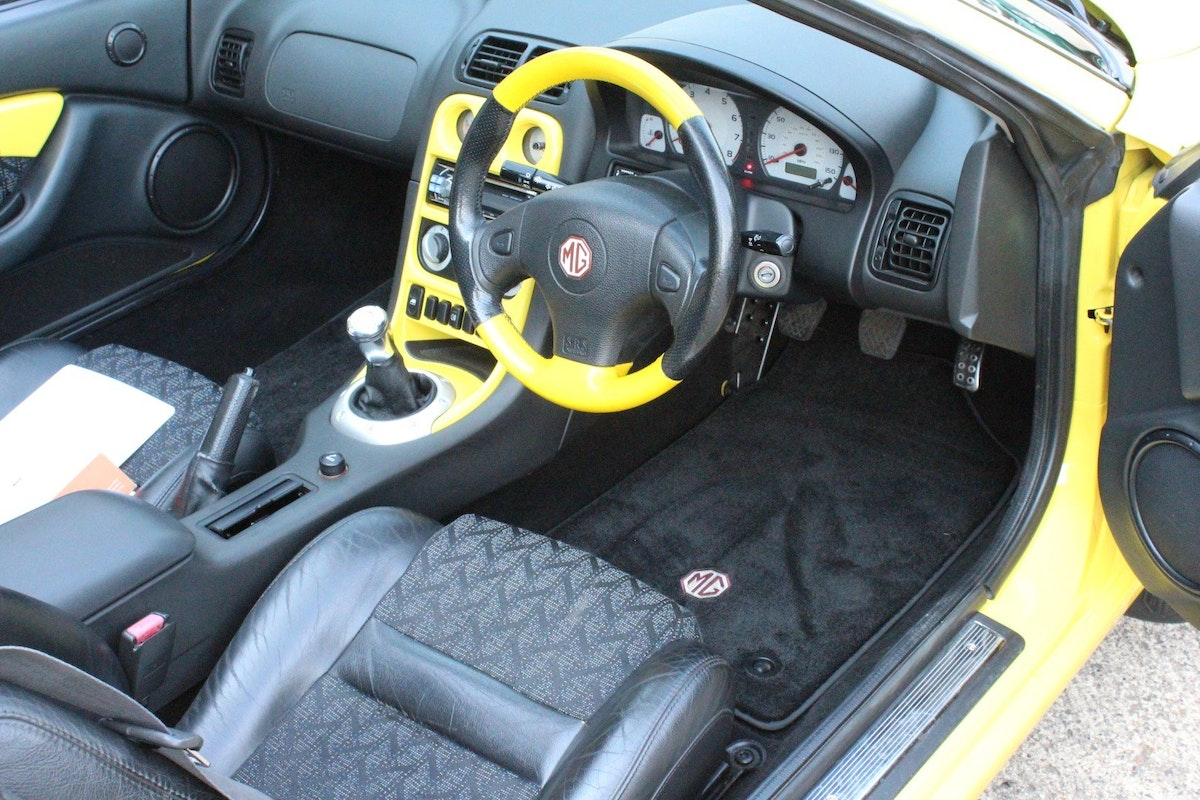 2001 MGF TROPHY 160,1 OF 10 IN STOCK,NEW HEADGASKET For Sale (picture 5 of 5)