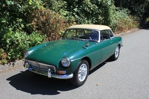 Picture of 1965 MG MGB  SOLD by Auction