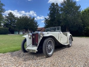 Picture of 1949 MG TC - Reserved SOLD