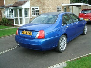 2004 MG ZT190+ For Sale (picture 2 of 6)