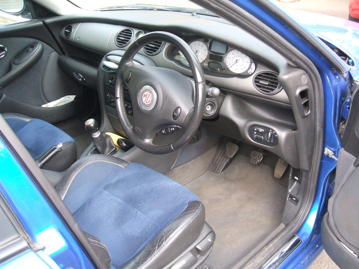 2004 MG ZT190+ For Sale (picture 4 of 6)