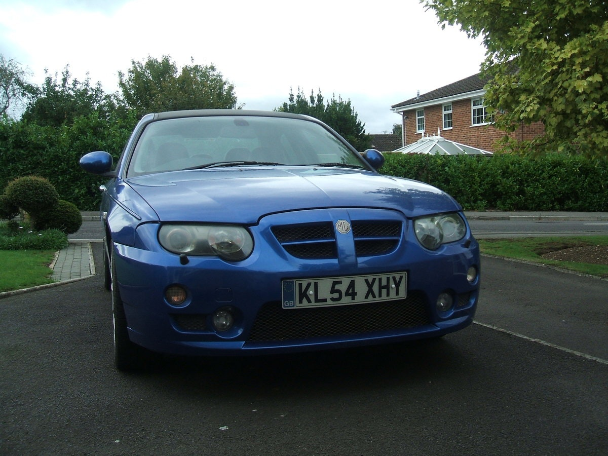 2004 MG ZT190+ For Sale (picture 6 of 6)