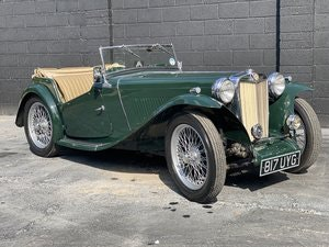 Picture of 1948 MG TC  SOLD