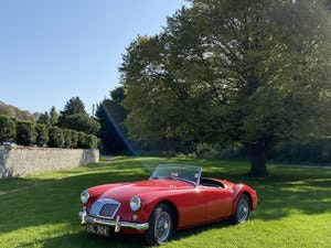Picture of 1956 MGA 1500 Roadster SOLD