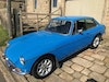 MG BGT in excellent condition