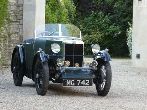 Picture of 1930 MG 'M' Type SOLD