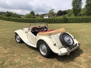 Picture of 1955 MG TF SOLD