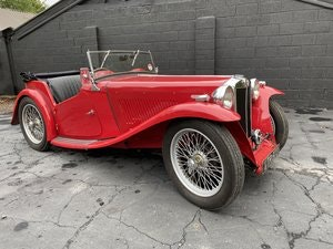 Picture of 1937 MG TA Original engine & VSCC eligible SOLD