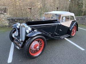 1936 MG TA SPORTS For Sale (picture 1 of 17)