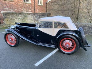 1936 MG TA SPORTS For Sale (picture 3 of 17)