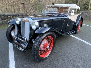 1936 MG TA SPORTS For Sale (picture 4 of 17)