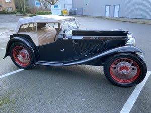 1936 MG TA SPORTS For Sale (picture 14 of 17)