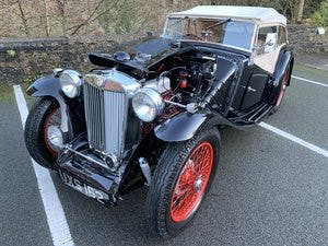 1936 MG TA SPORTS For Sale (picture 16 of 17)