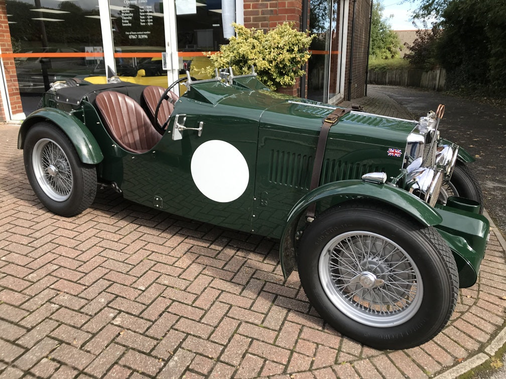 "1934 MG ""N'' MAGNETTE SUPERCHARGED K3 SPECIFICATION For Sale (picture 1 of 12)"