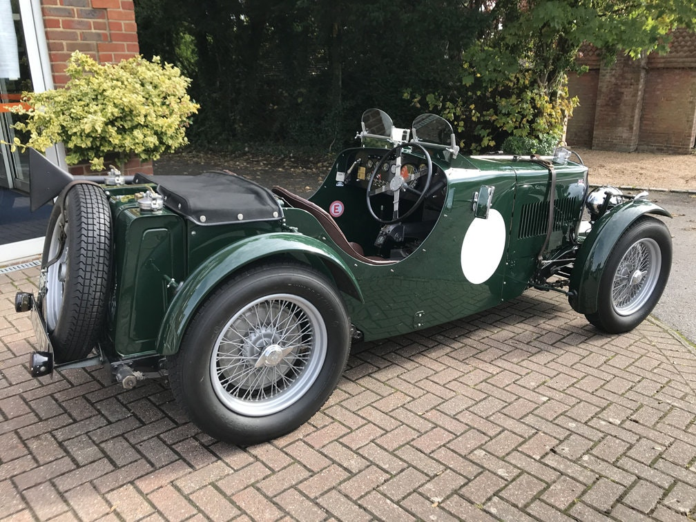 "1934 MG ""N'' MAGNETTE SUPERCHARGED K3 SPECIFICATION For Sale (picture 4 of 12)"